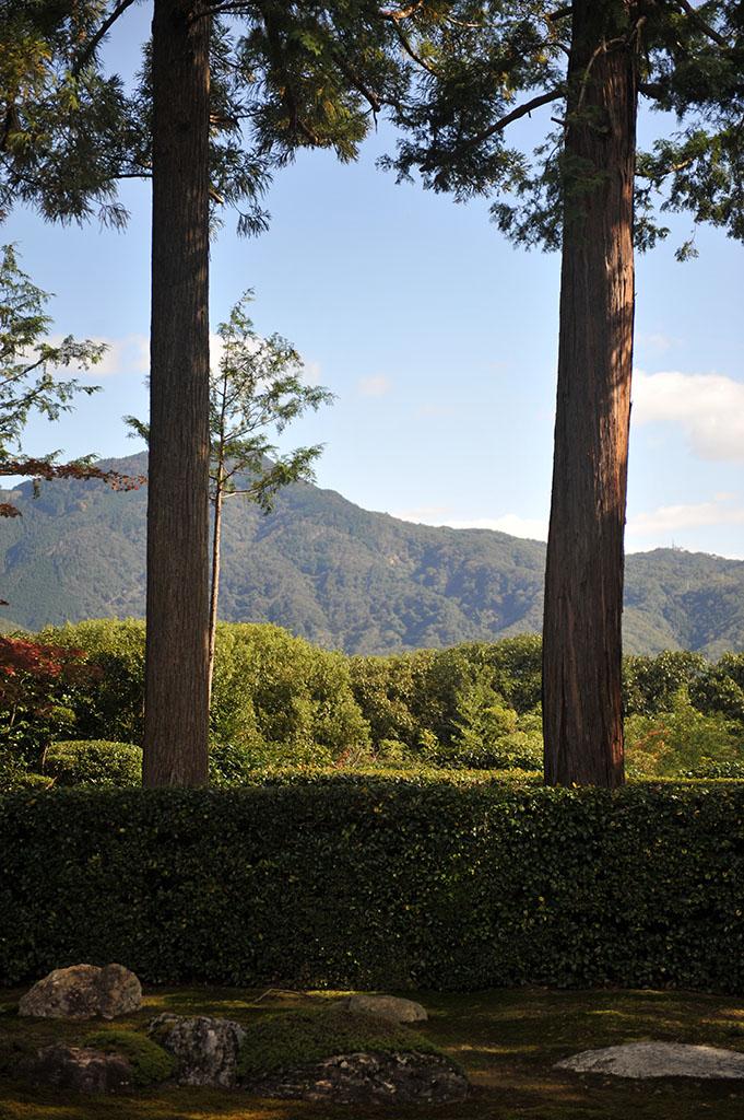 円通寺の借景庭園